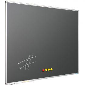 Kreidetafel / Whiteboard - 120x150 cm - Anthrazit