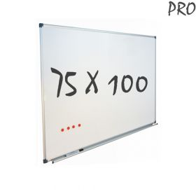 whiteboard emaille 75 x 100 cm