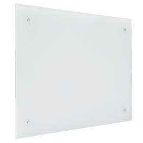 Glasboard - Glastafel – 100x150 cm – magnetisch - Weiß