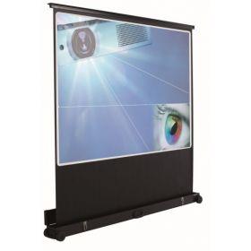 Projectiescherm Mobile Floor (4:3) 196 x 147 cm